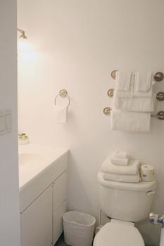 Very Clean Bathroom