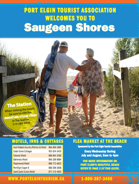 Saugeen Shores Experience Guide