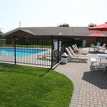 Port Elgin Motel With Outdoor Pool