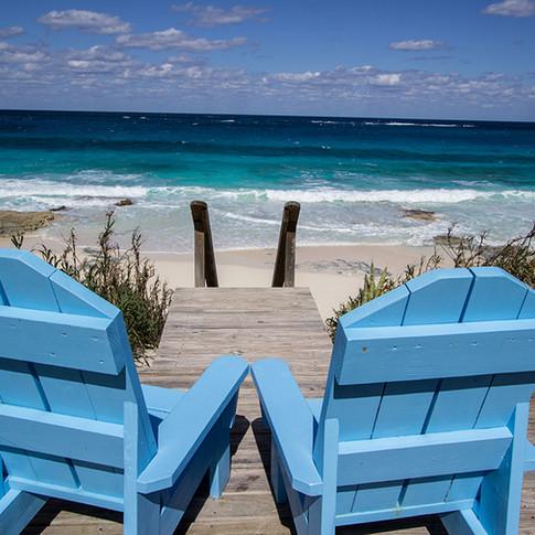 Beachfront Resort, Bahamas