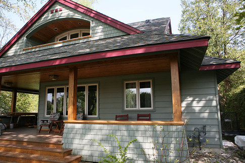 Renovation of Classic Cottage