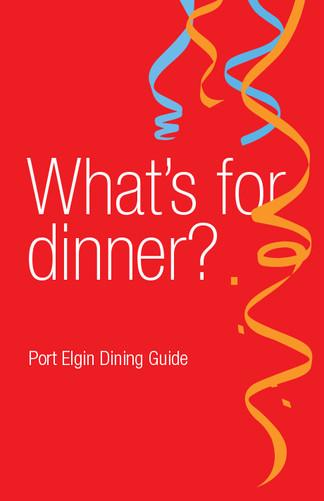 Port Elgin Dining Guide