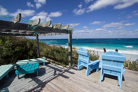 Beachfront Cottages in Bahamas