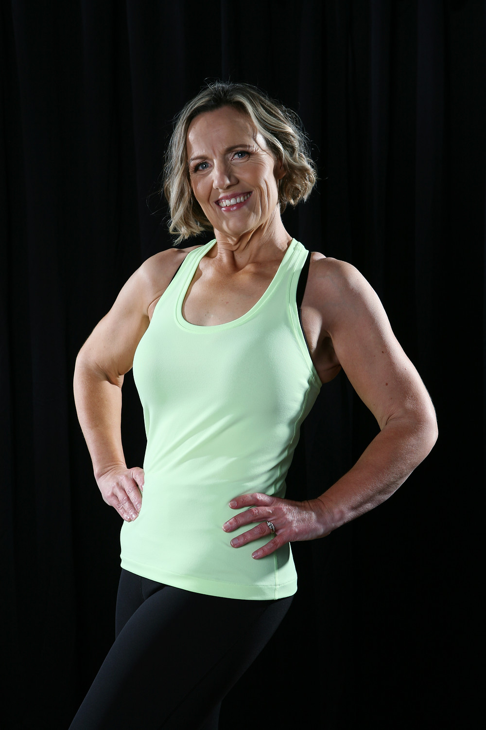 Lisa, a Fitness Challenge Participant