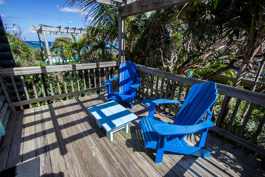 Oceanfrontier Cottage Decks