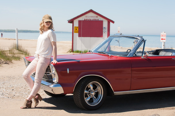 Sauble Beach Fashion Photgraphy
