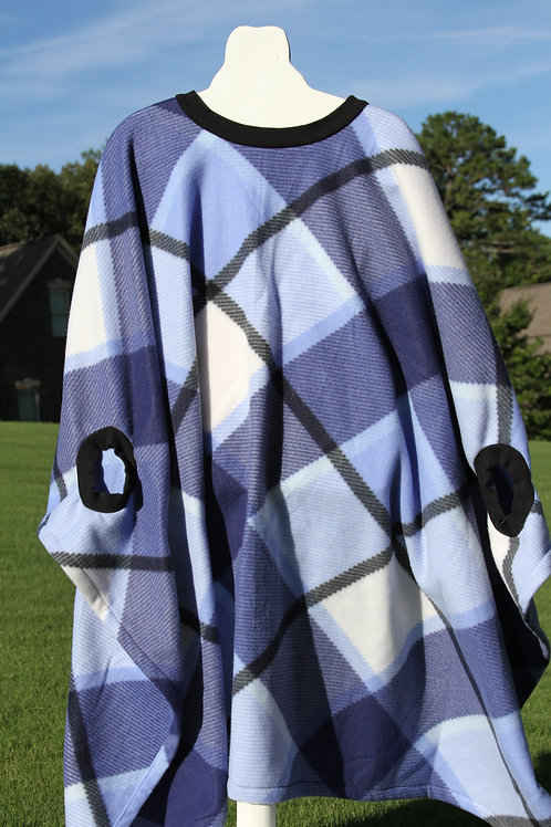 Blue Plaid (several options available)