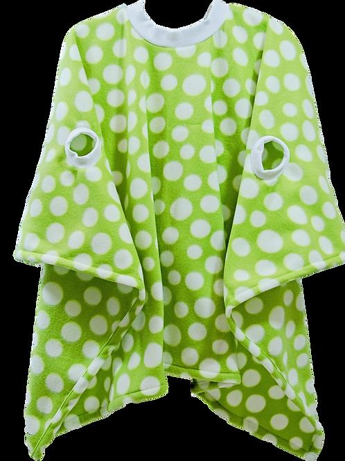 Green Dot Fleece