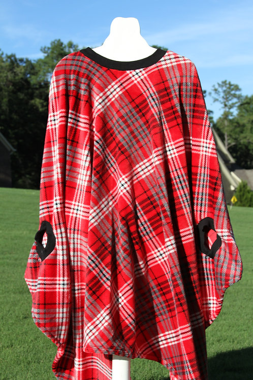 Red Plaid (several options available)
