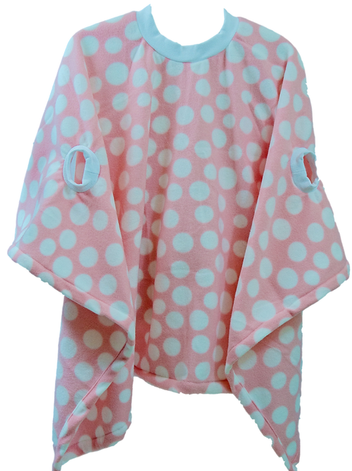 Pink Dot Fleece