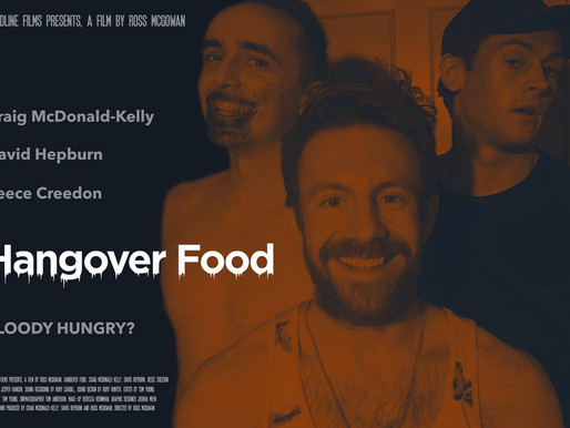 Hangover Food Short Film Review