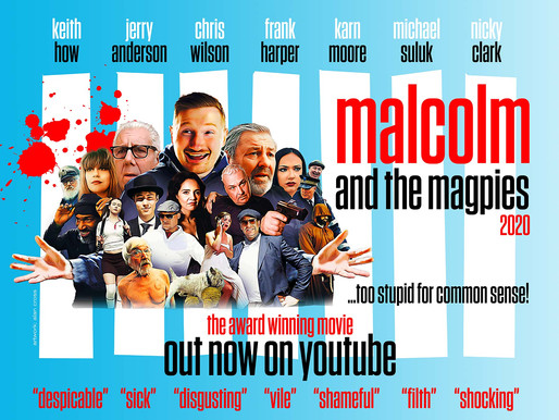 Malcolm and the Magpies Film Review