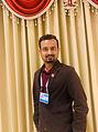 Deban Datta coordinator of marketing com