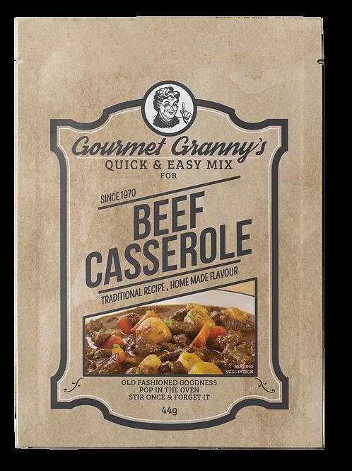 Gourmet Granny's Beef Casserole Mix (12 x 44g)