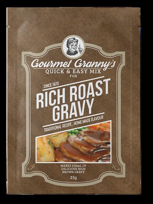 Gourmet Granny's Rich Roast Gravy Mix (15 x 25g)