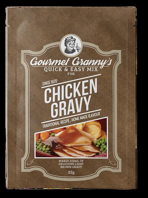 Gourmet Granny's Chicken Gravy Mix (15 x 25g)