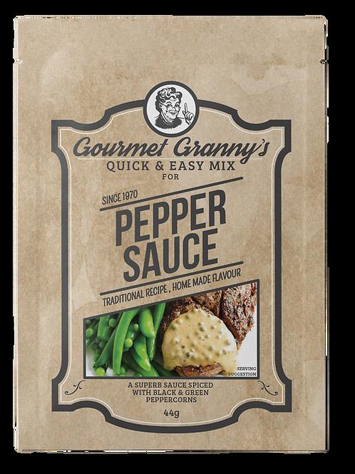 Gourmet Granny's Pepper Sauce Mix (12 x 44g)