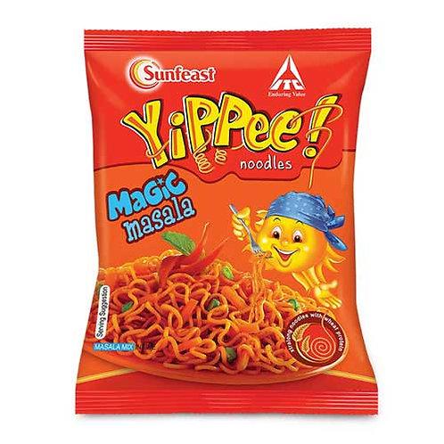 Sunfeast - Yippee Noodles - Magic Masala, 12N x 70g = 840g