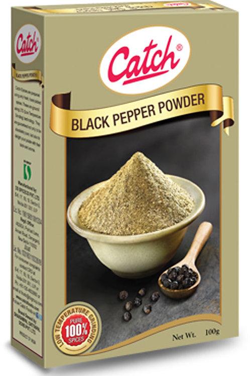 Catch Black Pepper Powder, 100g (Carton)