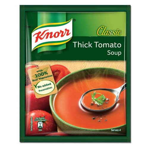 Knorr- Classic- Thick Tomato Soup, 53g