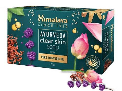 Himalaya Ayurveda Clear Skin Soap, 125g