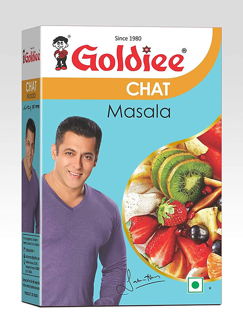 Goldie Chaat Masala, 50g