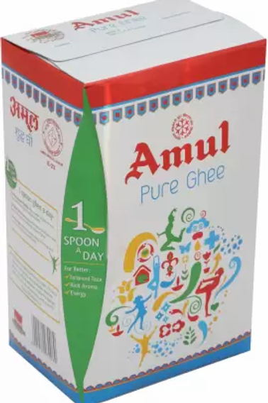 Amul Pure Ghee,1ltr (Tetra Pack)