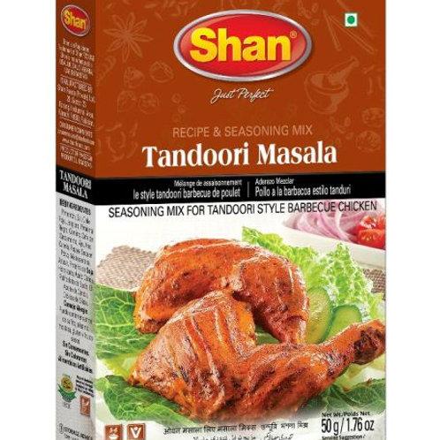 Shan Tandoori Masala, 50g