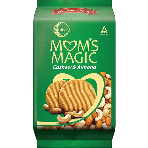 Sunfeast Moms Magic Cashew & Almond - 600g