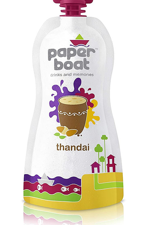 Paper Boat Thandai, 180ml