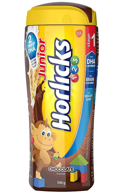 Horlicks Junior Chocolate, 500g