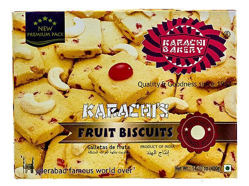 Karachi's- Fruit Biscuits, 400g