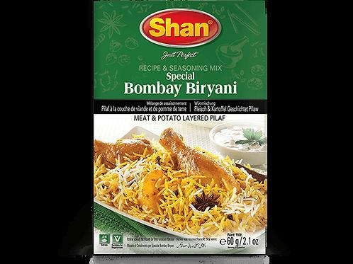 Shan Special Bombay Biryani, 60g