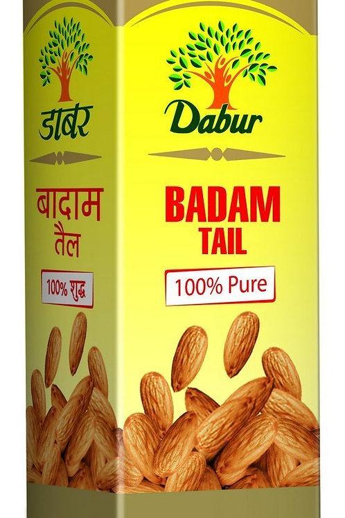 Dabur Badam Tail 100% Pure Almond Oil - 50ml