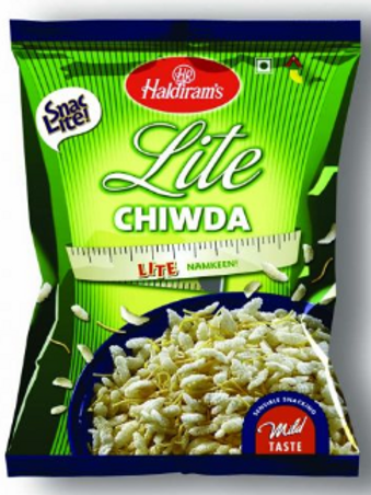 Haldiram's Lite Chiwda, 150g