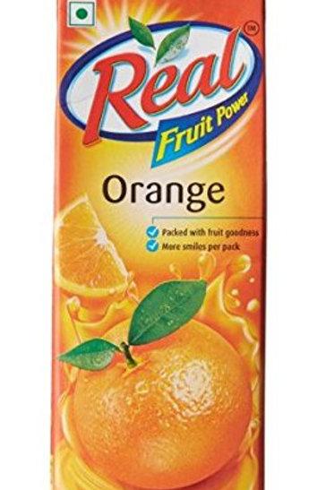 Real Fruit Power Orange, 1L