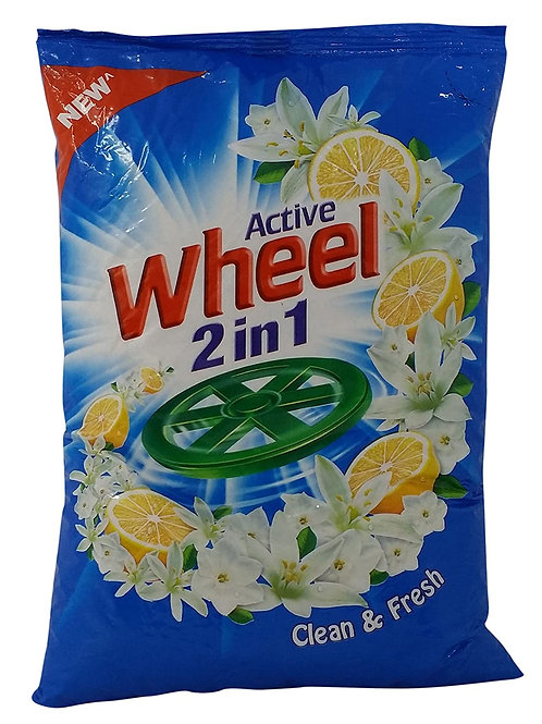 Active Wheel 2 in 1 - Clean & Fresh, 500g