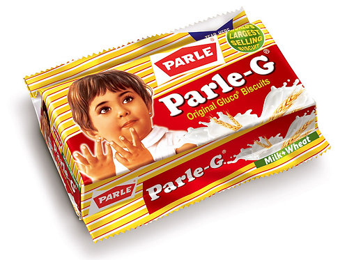 Parle-G Biscuits, 55g + 10g Extra = 65g (18% Extra)