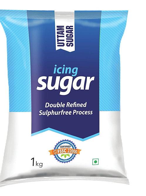 Uttam Sugar Icing Sugar - 1 kg