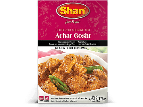 Shan Achar Gosht Masala, 50g