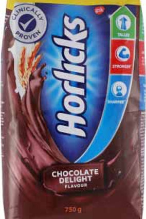 Horlicks Chocolate Delight Sachet, 75g