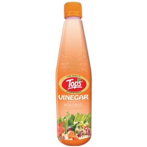 Tops Premium Vinegar - Synthetic (White), 610ml