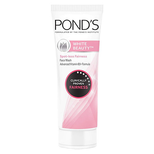 Ponds White Beauty -  Face Wash, 50g