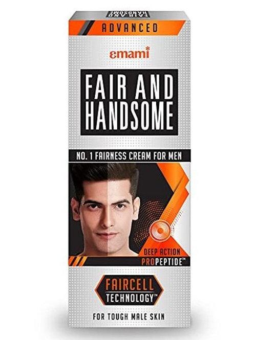 Fair & Handsome No.1 Fairness Cream for Men, 60g