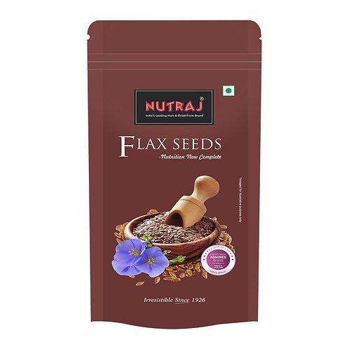 Nutraj Flax Seeds, 200g (Pouch)