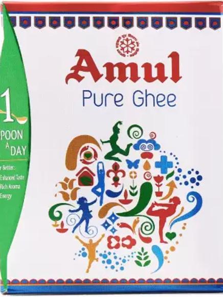 Amul Pure Ghee, 200ml (Tetra Pack)