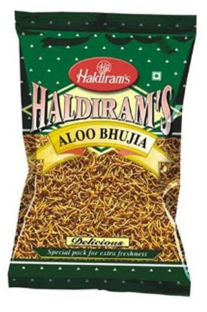 Haldiram's Aloo Bhujia, (200g + 20g Extra = 220g) - 10% Extra