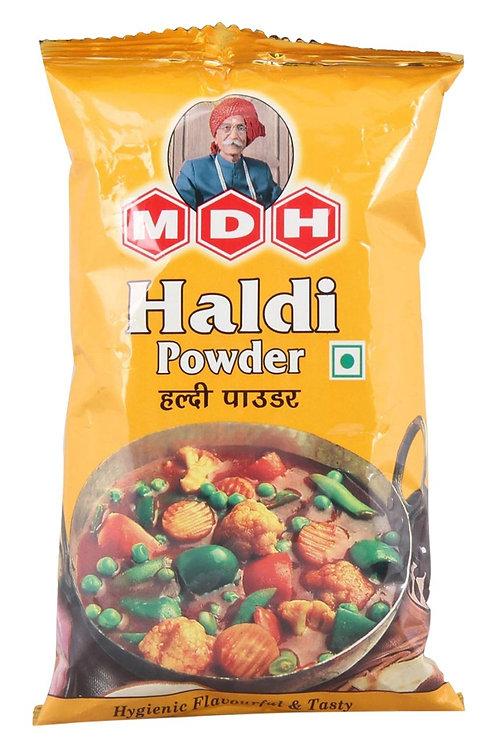 MDH Haldi Powder, 100g (Pouch)