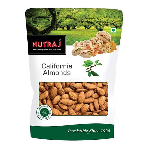 Nutraj California Almonds, 500g