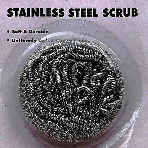 Stainless Steel Scrub, 15g